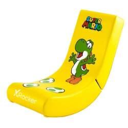 X Rocker - Nintendo Yoshi žlté