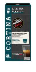 Vergnano Cortina 10ks/Nespresso®