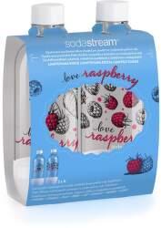 Sodastream Jet Love Raspberry náhradné fľaše 2ks/1l