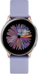Samsung Galaxy Watch Active2 40 mm ružovo-zlaté s fialovým remienkom