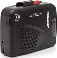 GPO GPO97 čierny walkman