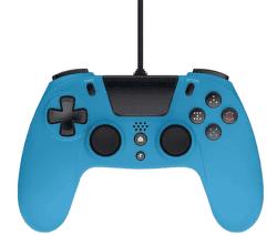 Gioteck VX4 Premium Wired Controller pre PS4/PC modrý