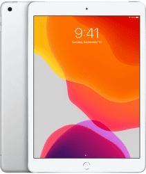 Renewd - Obnovený iPad 7 (2019) 128GB Wi-Fi + Cellular strieborný