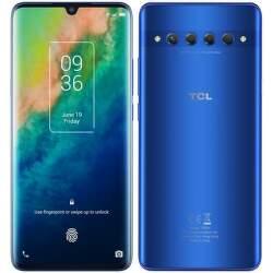 TCL 10 Plus 64 GB modrý