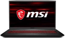 MSI GF75 Thin 10SCXR-600CZ čierny