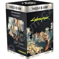 Cyberpunk 2077: Hand – Good Loot puzzle 1000