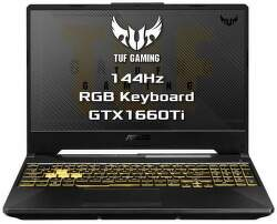 ASUS TUF Gaming F15 FX506LU-HN158T sivý