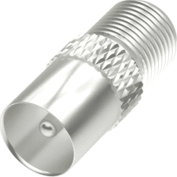 Hama 205223 SAT redukcia F-zásuvka - koaxiálna vidlica