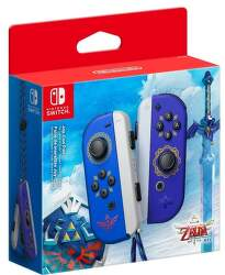 Nintendo Switch Joy-Con Pair Hylian Shield and Master Sword