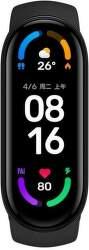Xiaomi Mi Band 6 čierny