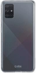 SBS Skinny puzdro pre Samsung Galaxy A72 transparentné