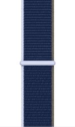 Apple Watch 44 mm Sport Loop športový remienok Abyss