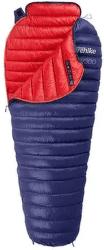 Naturehike CW300 páperový spací vak 630g modrý