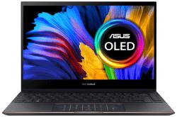 Asus ZenBook Flip S13 OLED UX371EA-HL135R čierny