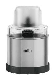 Braun MQS 270 SI mlynček na kávu a korenie