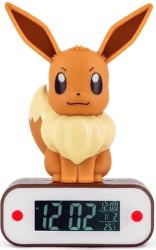 Bigben Pokémon Eevee budík s teplomerom