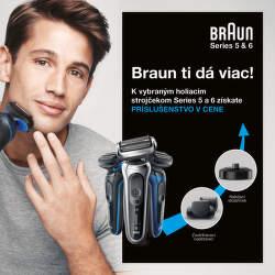 Získajte príslušenstvo k holiacim strojčekom Braun