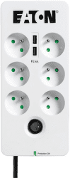 Eaton Protection Box 6 USB FR