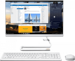 Lenovo IdeaCentre AIO 3 22IIL5 (F0FQ000ACK) biely