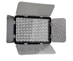 Jupio PowerLED JPL330C Dual Color LED svetlo čierna
