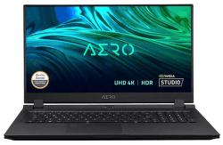 Gigabyte AERO 17 HDR YD-93EE548SP čierny