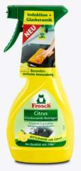 Frosch Eko čistič na indukčné a sklokeramické dosky Citrus (300ml)
