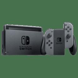 Nintendo konzoly