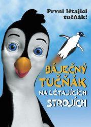 DVD F - Bajecny tucniak na lietaj. Strojoch