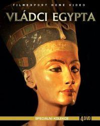 Vládci Egypta - 4xDVD