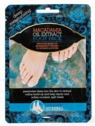 Xpel Foot pack Makadamiový olej hydratačné ponožky