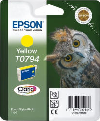 EPSON T0794 yellow (sova) - atrament