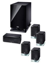 Heco Ambient 5.1 A Aluminium (čierny)