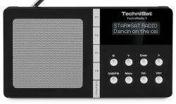 TechniSat TechniRadio 1 (čierne)