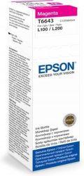 EPSON T6643 magenta  (70ml pre sériu L) - atrament