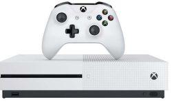 Xbox One S 1TB + ovládač + členstvo