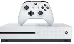 Microsoft Xbox One S 1 TB (biela) + FIFA 18