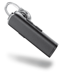 Plantronics Explorer 110 Bluetooth headset, čierny