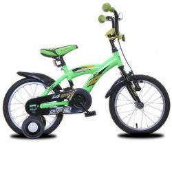 "OLPRAN Bary 14"", Bicykel, zelená"