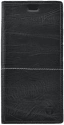 Mobilnet knižkové puzdro pre iPhone X, čierna
