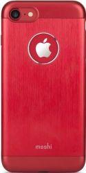 Moshi Armour puzdro pre iPhone 7, červená