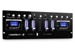 Resident DJ DJ405USB čierny