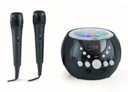 Auna SingSing čierny karaoke systém