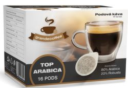Grande Coffee Top Arabica (16ks)