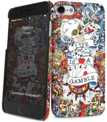 i-Paint Hard Case Tattoo puzdro pre iPhone 7