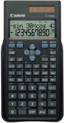 CANON F-715 SG-BK EXP DBL - vedecká kalkulačka