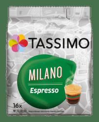 Tassimo Milano Espresso (16ks)
