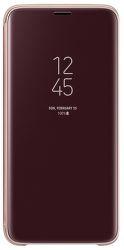 Samsung Clear View pre Samsung Galaxy S9, zlaté