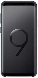 Samsung Alcantara puzdro pre Samsung Galaxy S9, čierna
