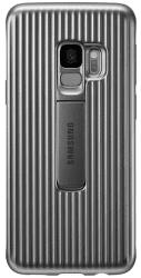 Samsung Protective Standing puzdro pre Galaxy S9, strieborné
