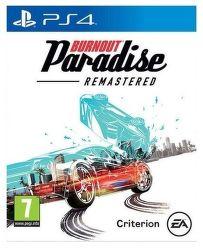 Burnout Paradise PS4 hra